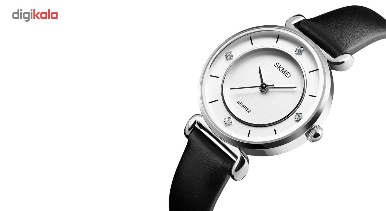 ساعت مچی عقربه ای زنانه اسکمی مدل 1330 کد 03