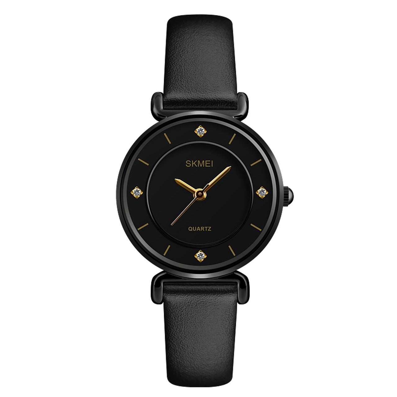 ساعت مچی عقربه ای زنانه اسکمی مدل 1330 کد 01 12