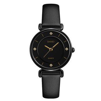 ساعت مچی عقربه ای زنانه اسکمی مدل 1330 کد 01