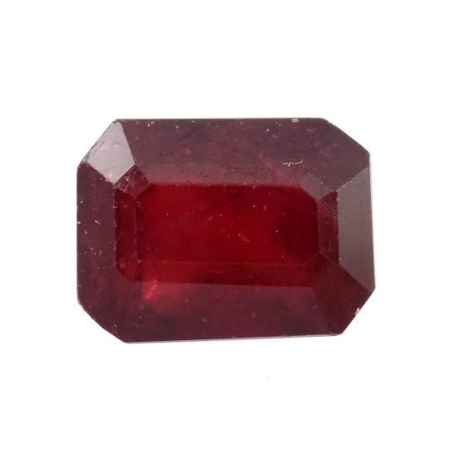 سنگ یاقوت سرخ تاج گوهر کد TG202