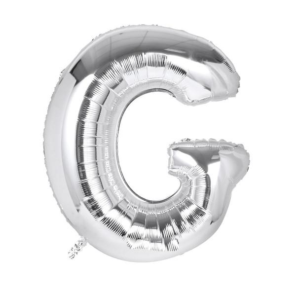 بادکنک فویلی بانیبو مدل حرف G
