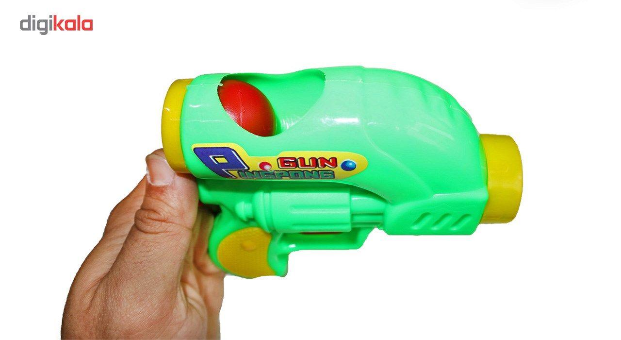 تفنگ اسباب بازی سی دا مدل توپولی کد Na1002 main 1 2