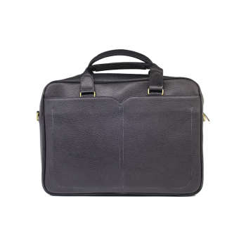کیف اداری مردانه چرم آرا مدل e036F
