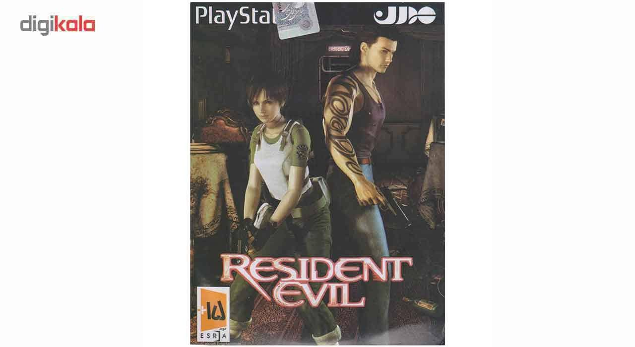 بازی Resident Evil مخصوص PS2 main 1 1