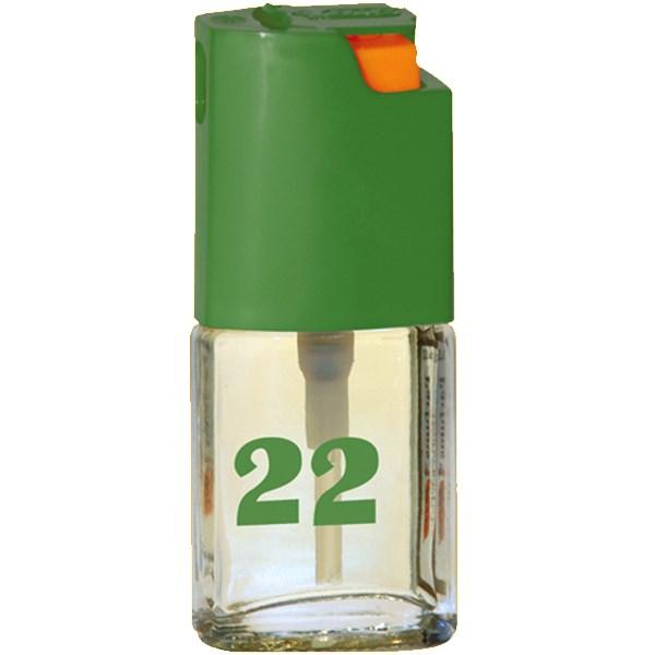 پرفیوم مردانه بیک شماره 22 حجم 7.5ml