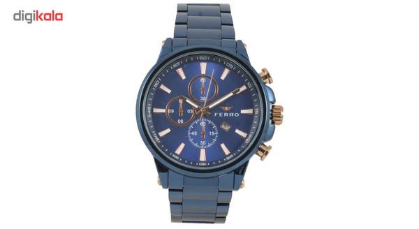 ساعت مچی عقربه ای مردانه فرو مدل F61581-623-H