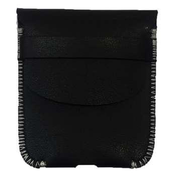 کاور محافظ چرمی مناسب برای کیس اپل Air Pods