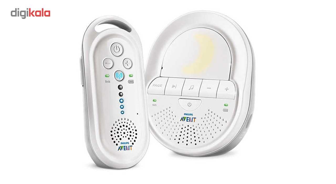 مانیتور صوتی کودک اونت مدل SCD506/01 main 1 1