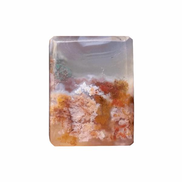 سنگ طبیعی نگین عقیق پارس مدل N020