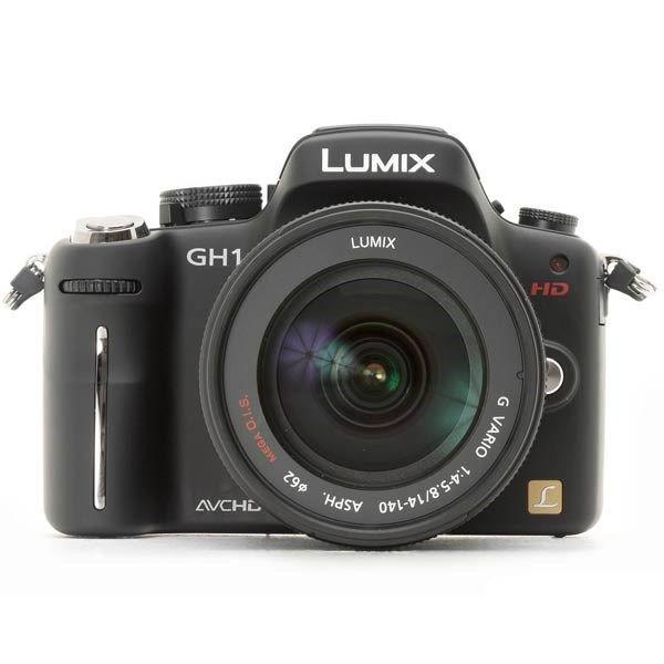 دوربین دیجیتال پاناسونیک لومیکس دی ام سی-جی اچ 1