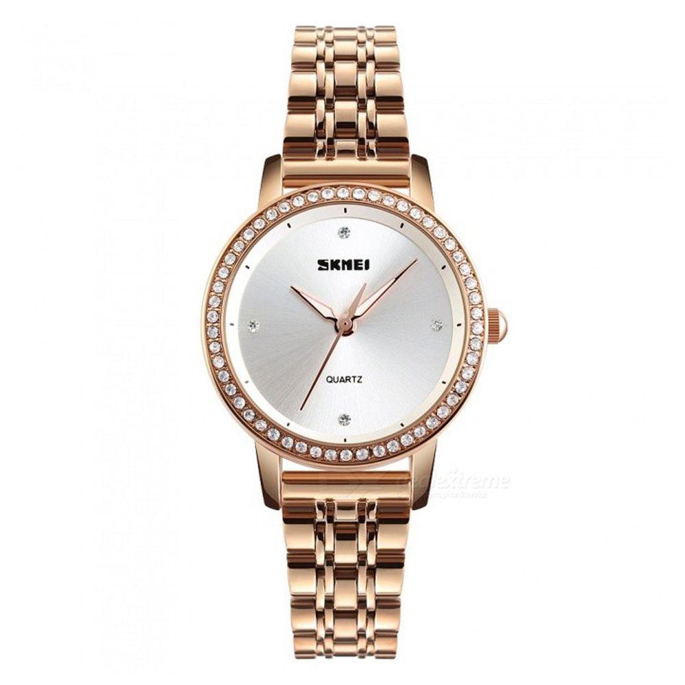 ساعت مچی عقربه ای زنانه اسکمی مدل 1311 کد 01