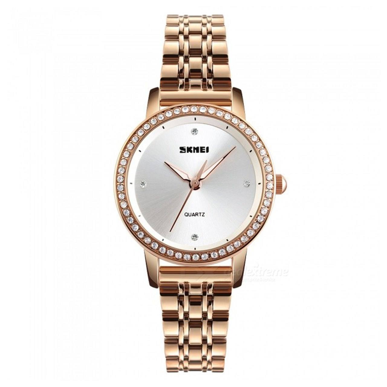 ساعت مچی عقربه ای زنانه اسکمی مدل 1311 کد 01 -  - 2