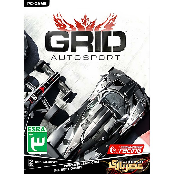 بازی کامپیوتری Grid Autosport