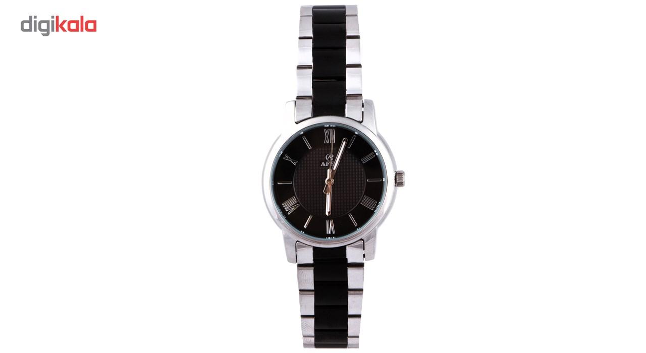 خرید ساعت مچی عقربه ای مردانه آفل مدل 1005