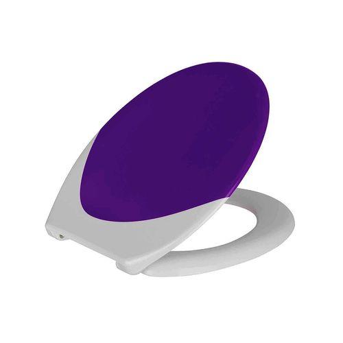 درپوش توالت فرنگی ونکو مدل Wave Purple