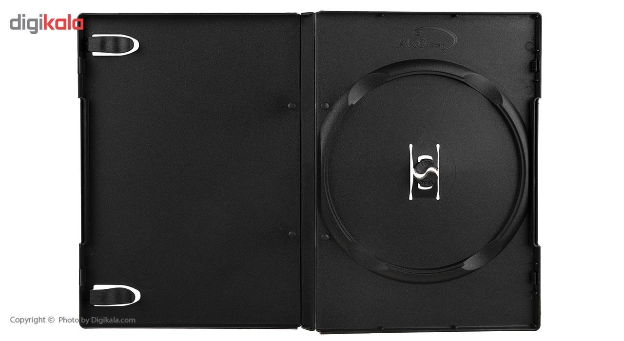 قاب CD و DVD بسته 5 عددی