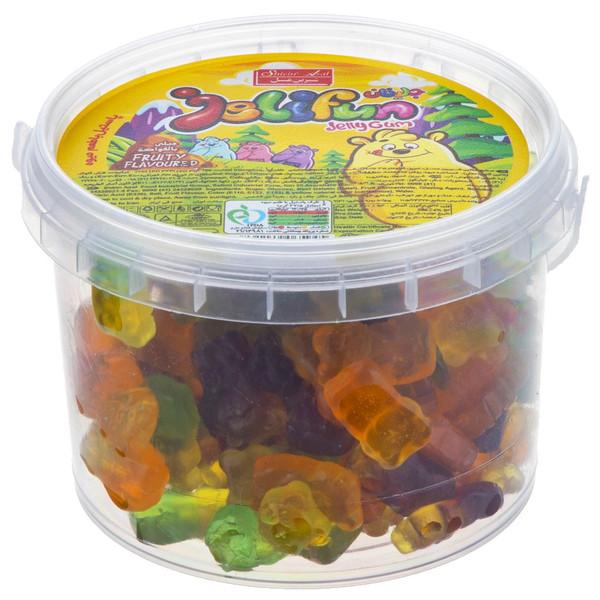 پاستیل میوه ای شیرین عسل مدل Bear مقدار 300 گرم