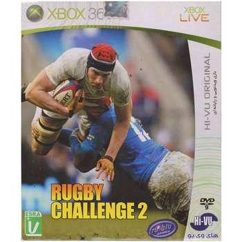 بازی Rugby Challenge 2 مخصوص ایکس باکس 360