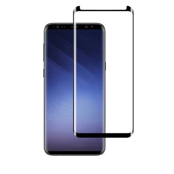محافظ صفحه نمایش شیشه ای مستر یس مدل 3D Corning Gorilla Glass مناسب برای گوشی موبایل Galaxy S9 Plus