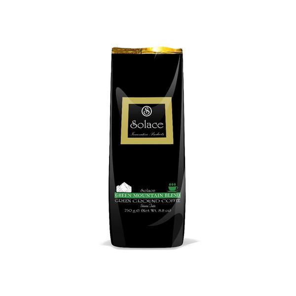 قهوه سولیس مدل GREEN MOUNTAIN GREEN GROUND COFFEE  بسته 250 گرمی