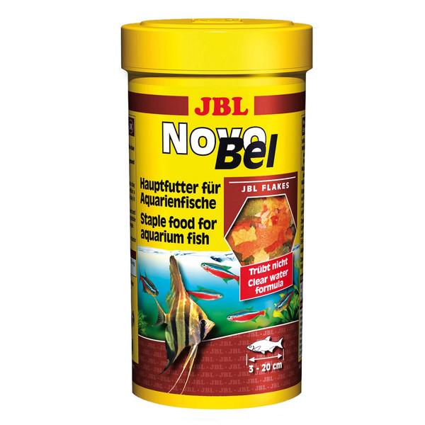 غذای ماهی جی بی ال مدل نوو بل حجم 45 گرمی