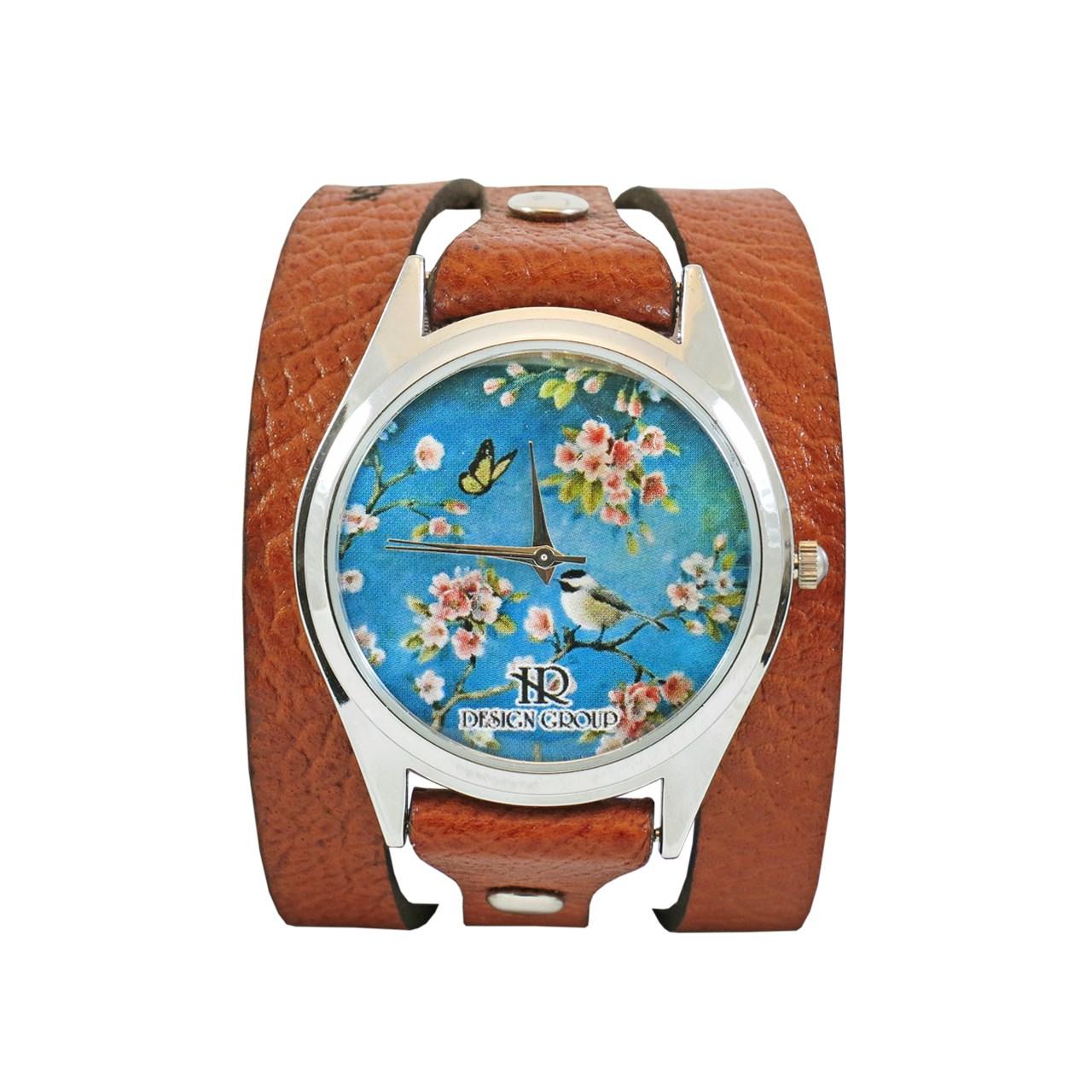 ساعت دست ساز اچ آر دیزاین گروپ مدل 003 55