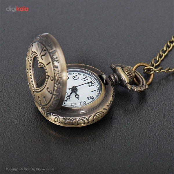 ساعت گردنبندی میو  مدل N022BC -  - 3