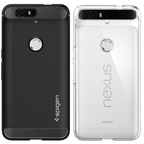 مجموعه کاور و محافظ اسپیگن شماره 14 مناسب برای گوشی موبایل هوآوی Nexus 6P