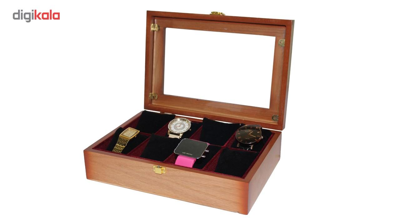 جعبه ساعت لوکس باکس کد 272