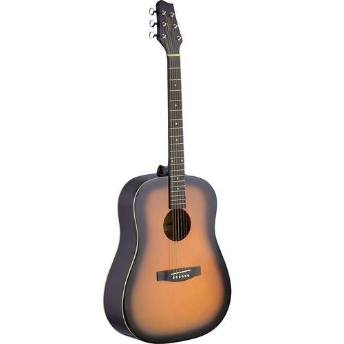 گیتار آکوستیک استگ مدل  SA30D-BS