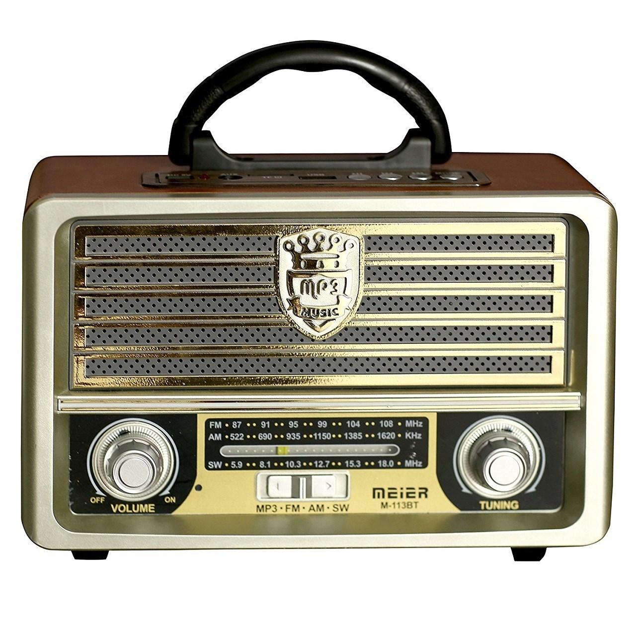 رادیو مییر مدل M-113BT