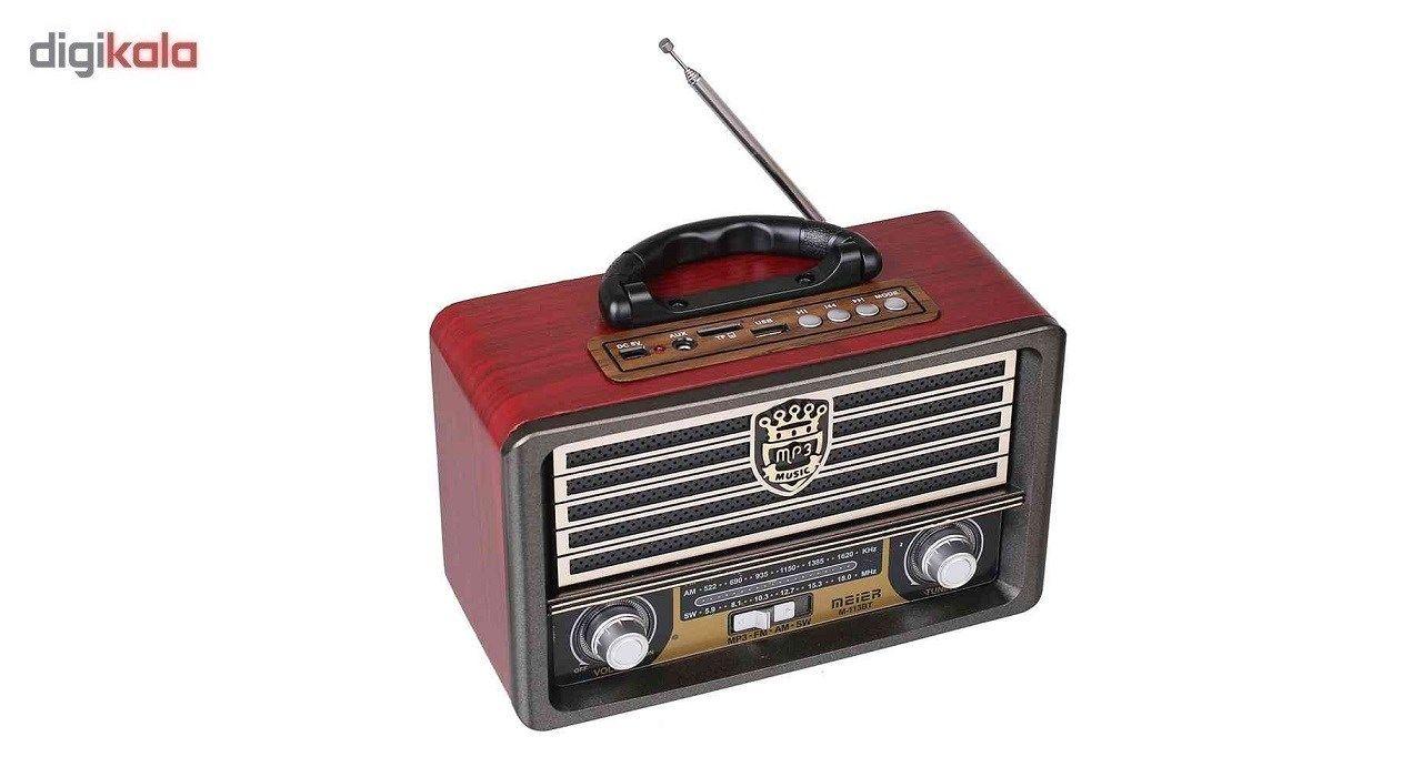 رادیو مییر مدل M-113BT main 1 3