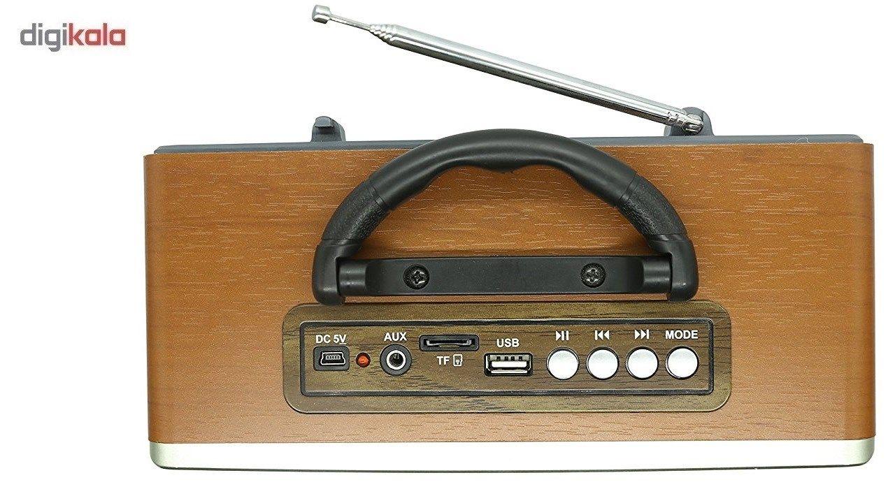 رادیو مییر مدل M-113BT main 1 6