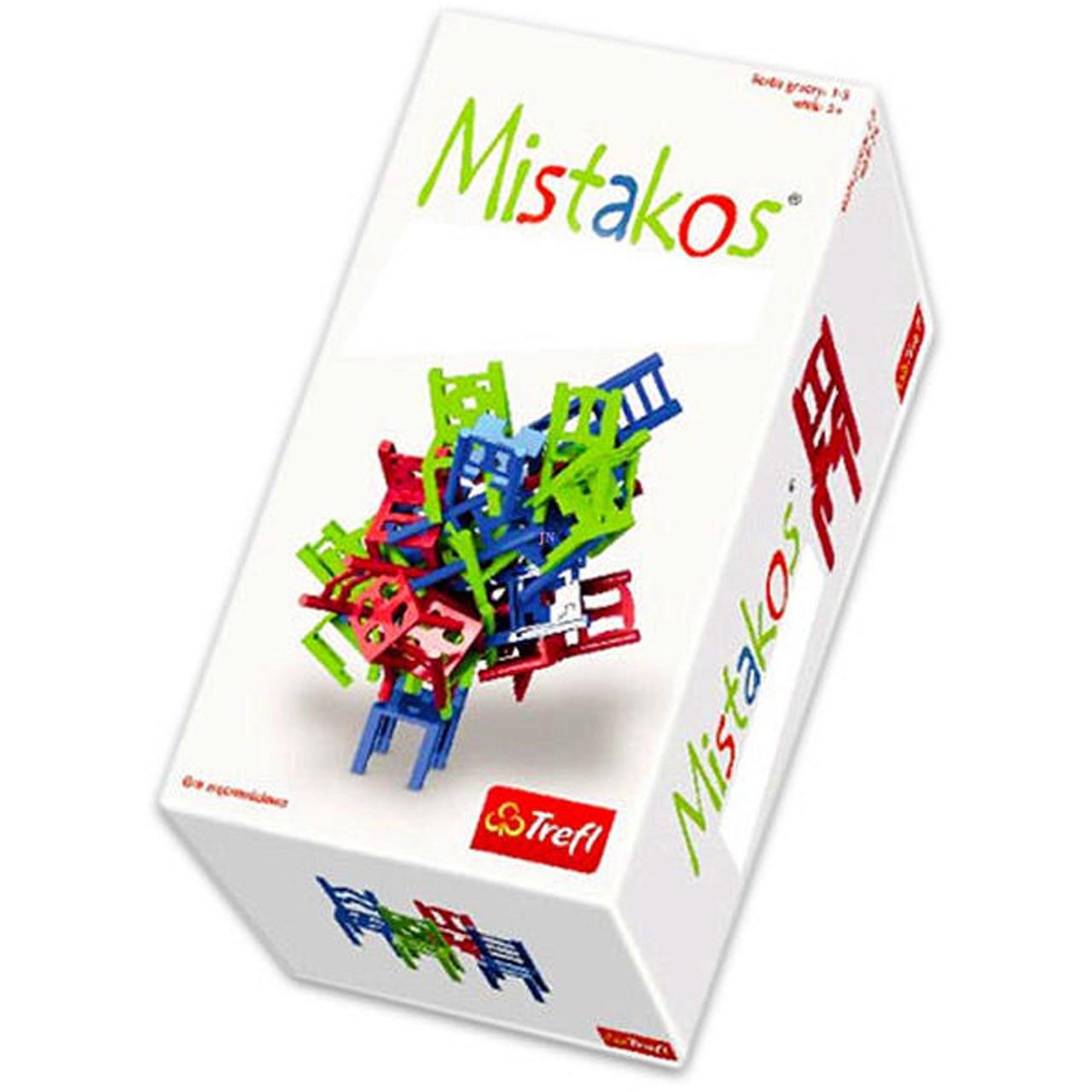 بازی فکری ترفل مدل mistakos