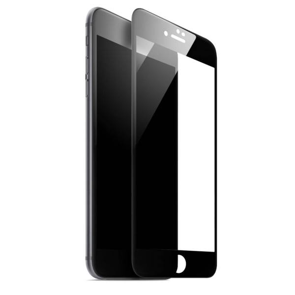 محافظ صفحه نمایش آر جی مدل Full Cover مناسب برای گوشی موبایل آیفون 8
