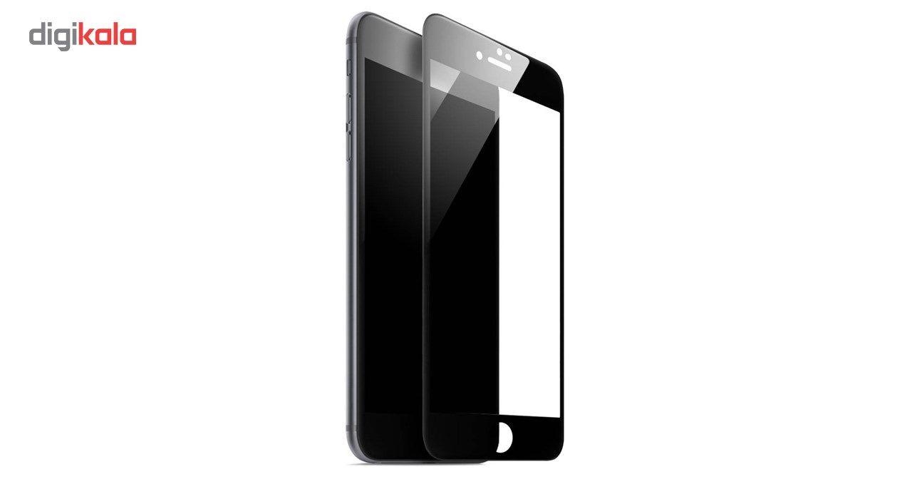 محافظ صفحه نمایش آر جی مدل Full Cover مناسب برای گوشی موبایل آیفون 8 main 1 1