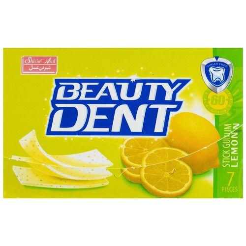 آدامس بدون شکر با طعم لیمو بیوتی دنت
