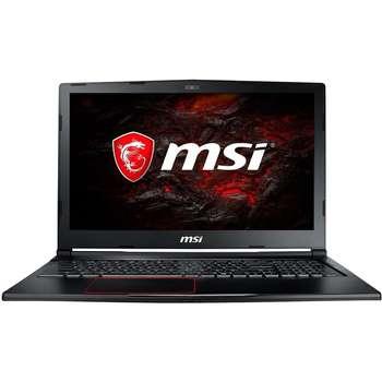 لپ تاپ ام اس آی جی ایی 63 7 آر دی ریدر گیمینگ | Laptop: MSI GE63 7RD Raider Gaming