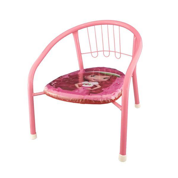 صندلی کودک مدل دختر توت فرنگی کد 13