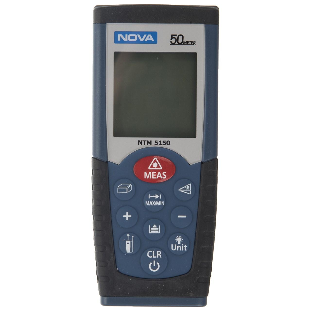 متر لیزری نووا مدل NTM-5150 | Nova NTM-5150  Laser Distance Meter