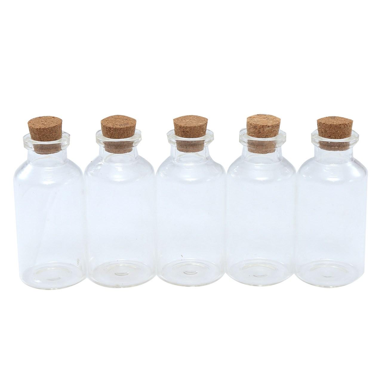 بطری دکوری کوه شاپ کد TP-C4466 بسته 5 عددی