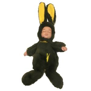 عروسک نوزاد بانیبو مدل Rabbit Baby ارتفاع 30 سانتی متر