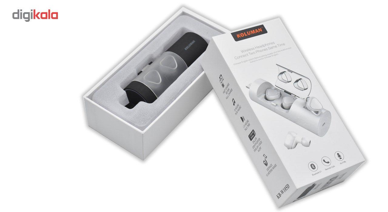 هدفون بی سیم کولیومن مدل KB-W105D main 1 5