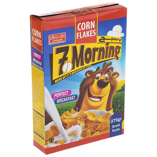 کورن فلکس شیرین عسل مقدار 375 گرم