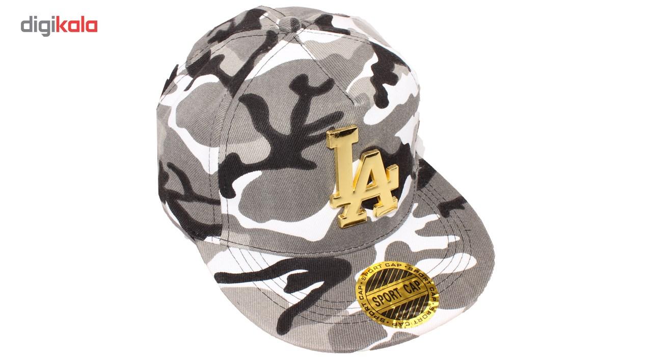 کلاه  کپ مدل چریکی