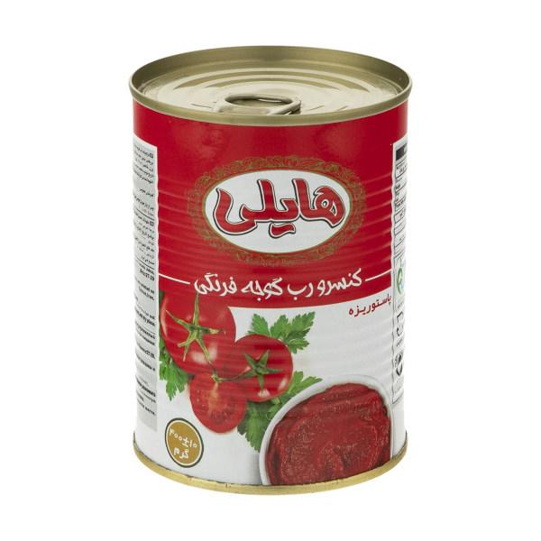 رب گوجه فرنگی هایلی - 400 گرم