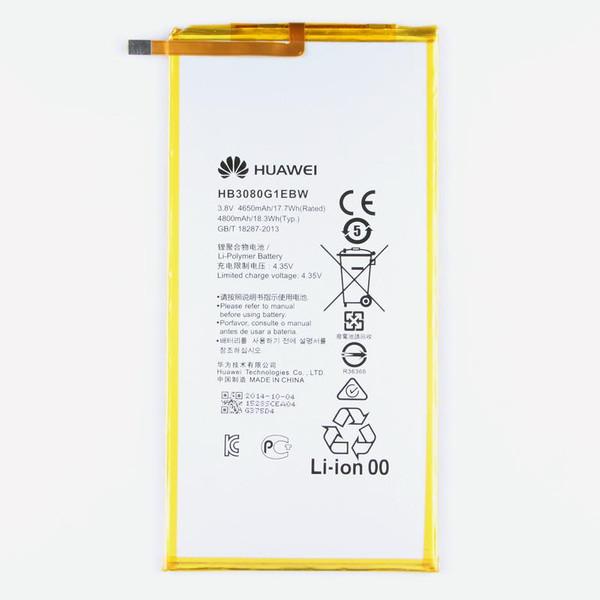 باتری تبلت مدل HB3080G1EBW34 ظرفیت 4800 میلی آمپر ساعت مناسب برای تبلت هوآوی Media Pad S8