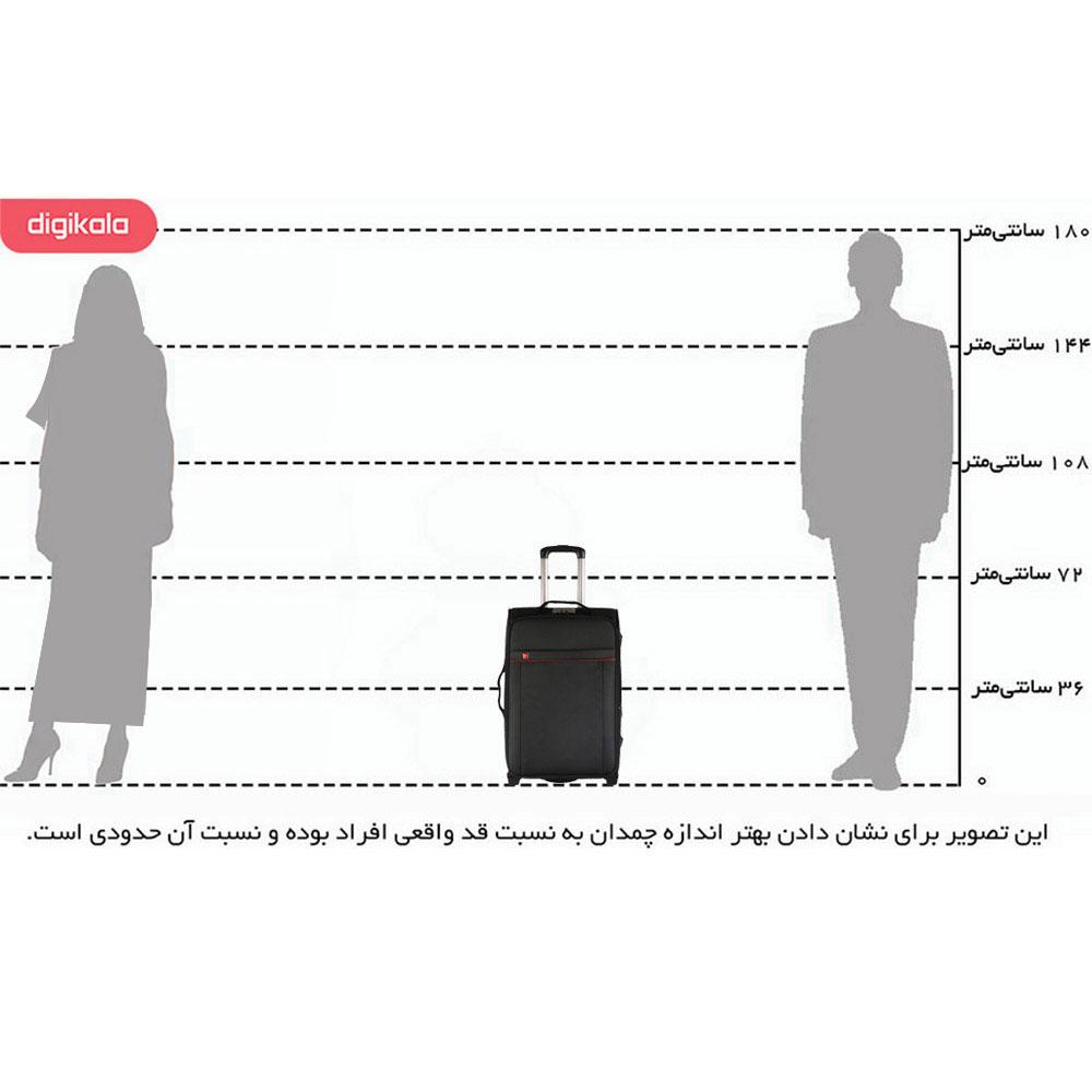 چمدان پیکا طرح 1 infographic