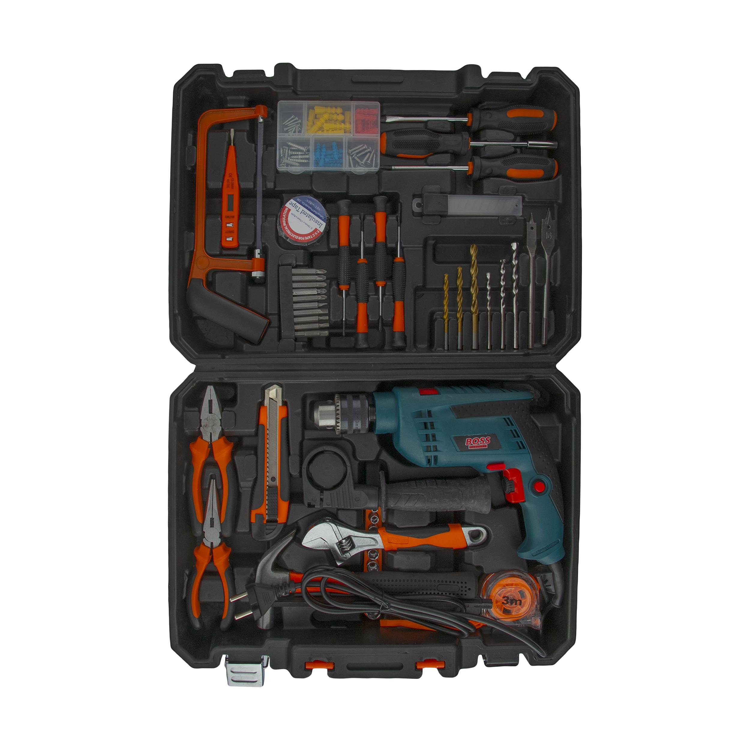 مجموعه 104 عددی ابزار باس مدل 28-01-HAPL