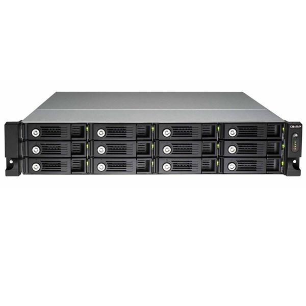 ذخیره ساز تحت شبکه کیونپ مدل TS-1270U-RP بدون هارددیسک